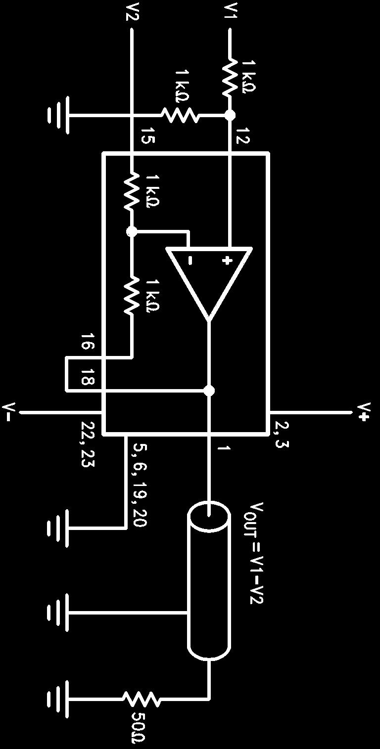 Lf356lm308lm741 An 480 A 40 Mhz Programmable Video Op Amp Lm380 Audio Amplifier Circuits Circuit The Resultant Bandwidth Is Halved One Easy Way To Explain This Consider Thevenin Figure 7 Summing Demonstrating