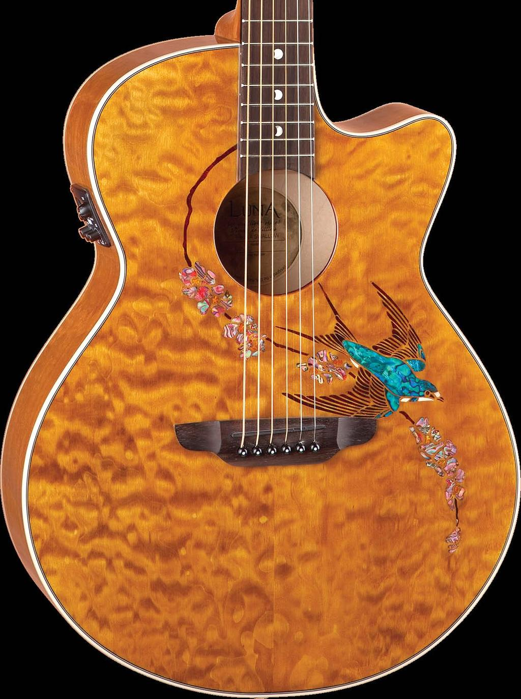 Table Of Contents Luna Guitars Pdf Electricguitarcouk Lesson Electric Guitar Anatomy Acoustic Flora Fauna Series Swift The A Symbol Loyalty And