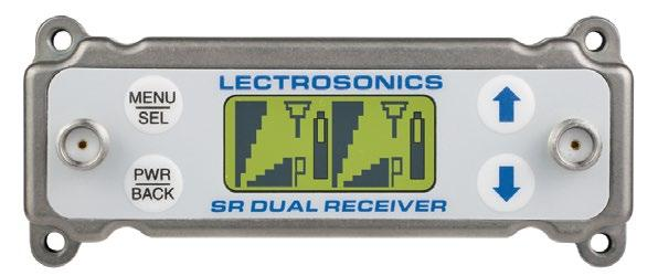Precise Lectrosonics Srsleeve Video Production & Editing Audio For Video Mount For Lectrosonics Dual Receiver Skilful Manufacture