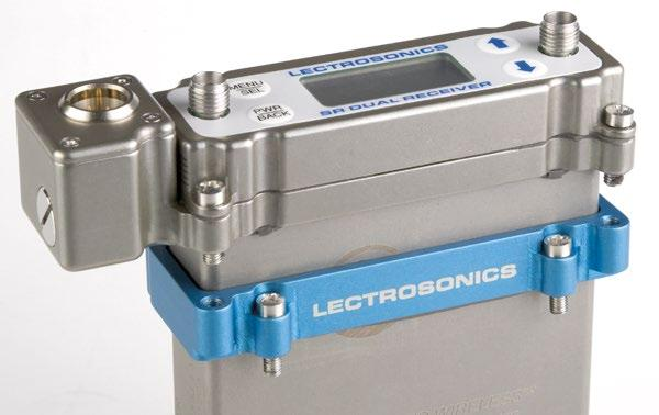 Cameras & Photo Mount For Lectrosonics Dual Receiver Skilful Manufacture Precise Lectrosonics Srsleeve