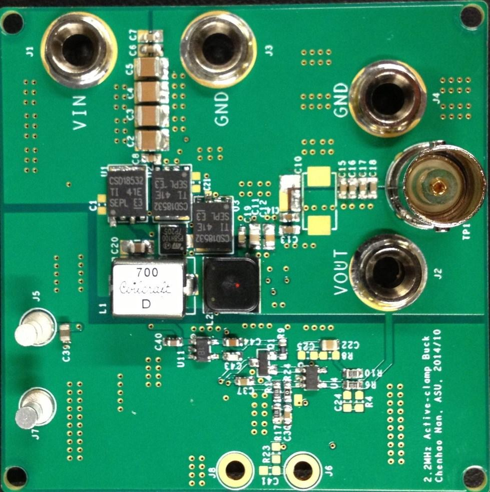 Advanced High Frequency Soft-switching Converters for