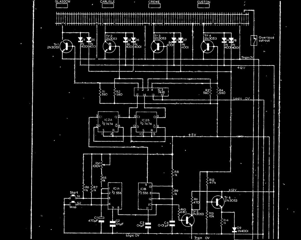11011 Steietoompiuici Pdf Alternating Flasher Using An Lm3909 Chip Circuitry Inside The Dashes 400 D37d7 4001 Tr 4 2n3053 6 In 8 4004001 Overload