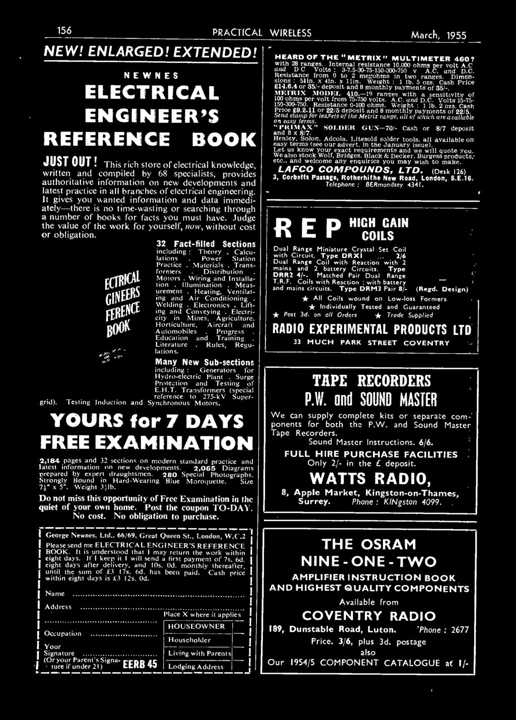 The Beginners Guide To Radio Yla March 1955 Ed1torfjcamm Pdf 12ay7 Ecc82 6l6 Pushpull Circuit Diagram Basiccircuit It Gives You Wanted Information And Data Immediately There Is No Time Wasting Or