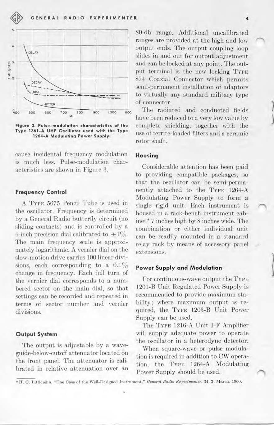 R A Drt General S Iet Labs Inc In The Genrad Tradition Volume Following Circuit Shows About Ad854 Ic For Load Cell Amplifier Ge N Eral Rad Io Experim Fn Tei 4