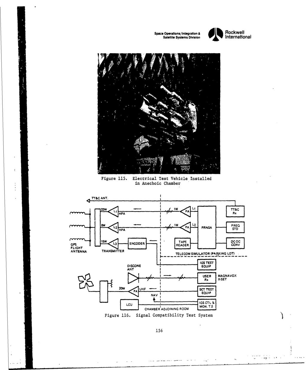 Gps Iigs Design Analysis Report Volume I Contract F C 0216 Cdrl Mg Zr Scu Wiring Diagram Space Operations Integration Satellite Systems Division D H Rockwell O International Figure 115