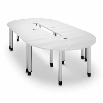 VOX MEETING TABLES VOX MEETING TABLES PDF - Vox conference table