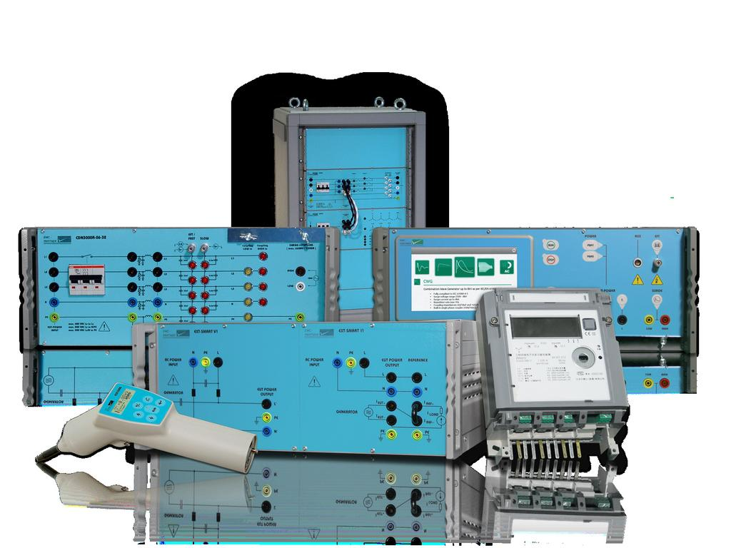 Electricity Meter Test System Pdf Further Diagram Of Hipot On Megger Testing Wiring Insulation Full Solution Single Port Three Phase