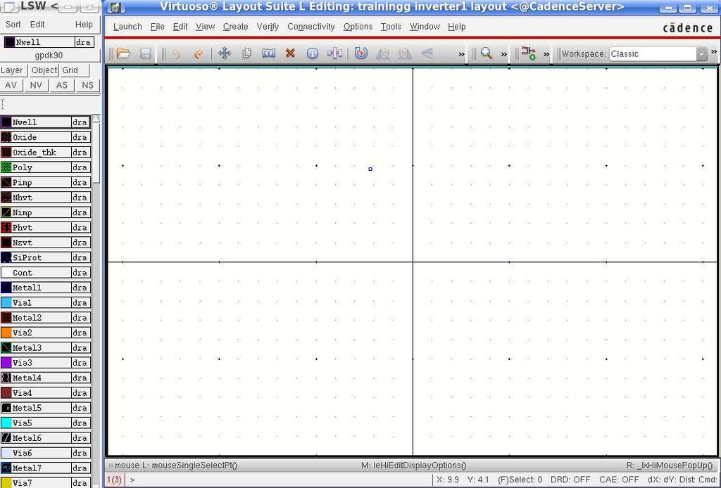 Introduction to VLSI design using Cadence Electronic Design