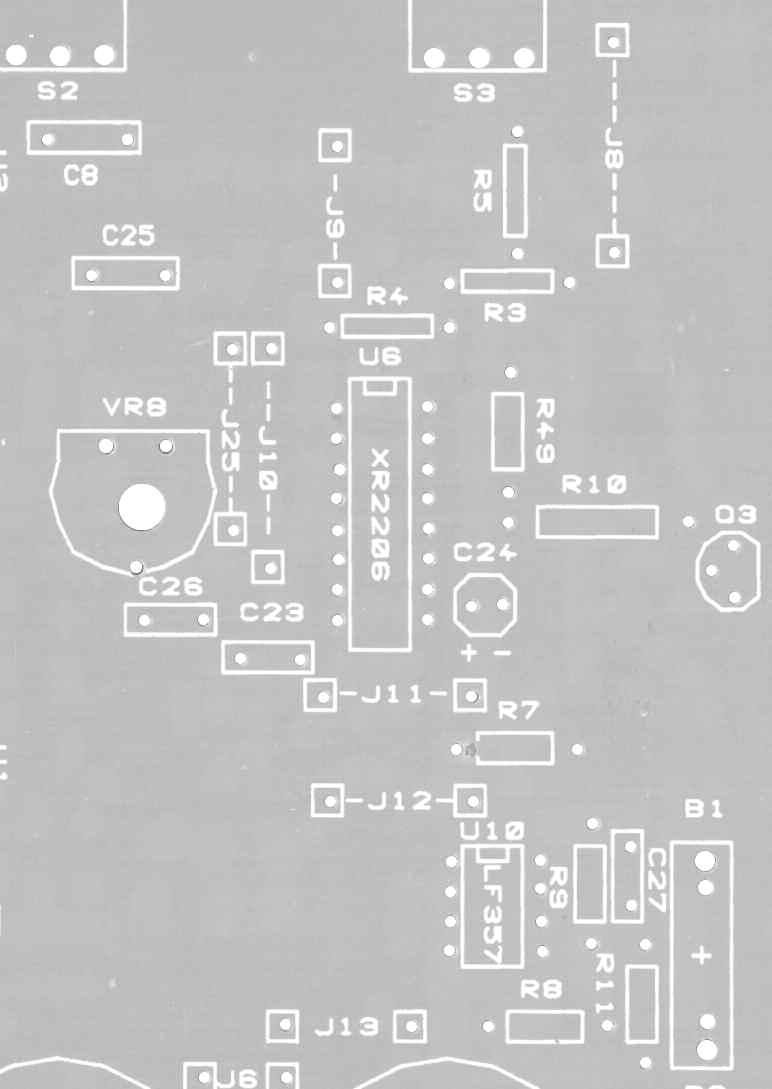 Digital Analog Trainer Pdf Figure 42 Matching Potentiometer Lugs To The Schematic Symbol Install Components Pc Board Start Here Continue J9 Jumper Wire See A