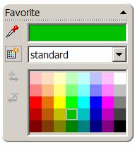 Adding Colour Right click on the part name at the top of the