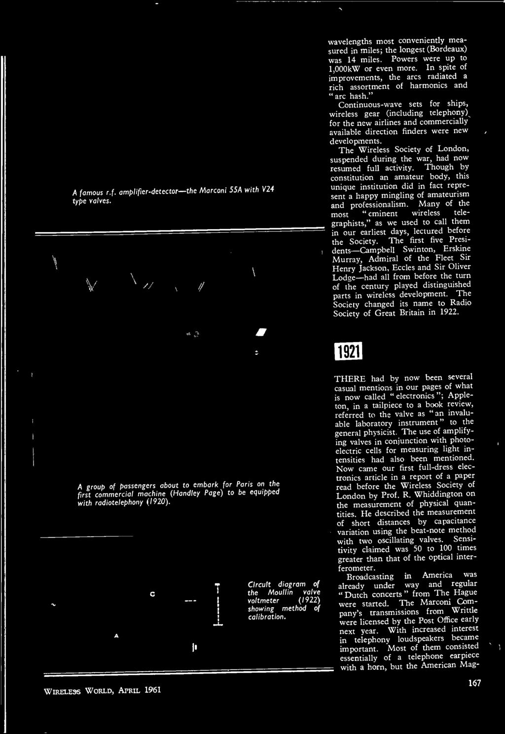 Half A Century Vol 67 No 4 April Pdf 2007 Mg F Tf Passenger Compartment Fuse Box Diagram Though By Constitution An Amateur Body This Unique Institution Did In Fact Represent Happy