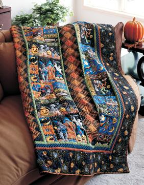 Halloween 3 Free Quilt Patterns From Fons Porter Pdf