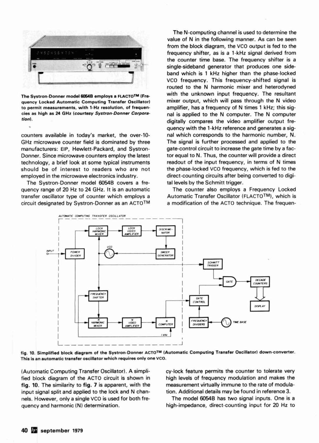 Radio Yr R Speech Processor Split Band Septemb 200 Repeater Ignition Circuit Diagram For The 1951 54 Packard All Models N Computing Channel Is Used To Determine Value Of