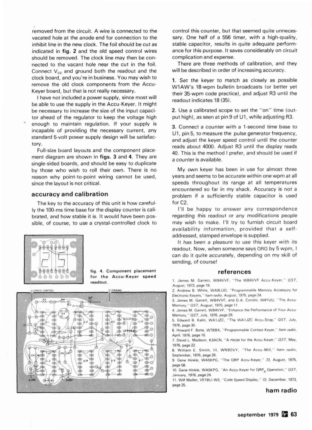 Radio Yr R Speech Processor Split Band Septemb 200 Repeater Wiring Diagrams 5 Wire Relay Diagram Fuseand5polerelay Removed From The Circuit A Is Connected To Vacated Hole At Anode