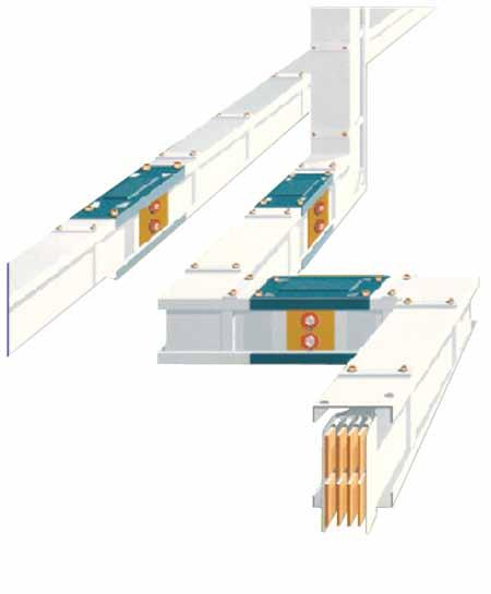 Busbar Trunking Assembly 00A-600A : 000V Horizontal and Vertical applications Suitable for Reliable Power Distribution to: > industry > highrise