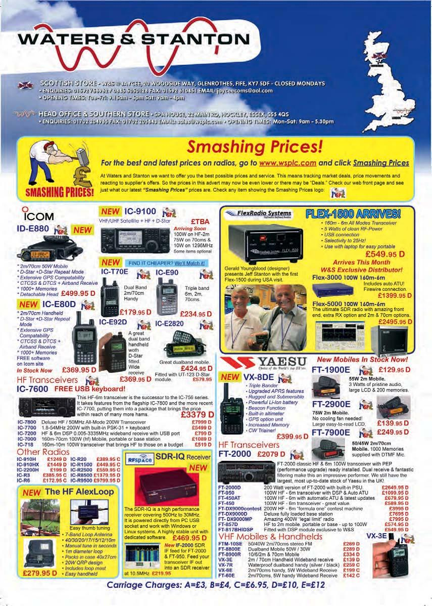 July Issn Now In Its 78th Year I Pro Traveller Antenna Swr Goliath 3 Wire Diagram Part 1 Of A 2 Competition Practical Way Measurement With George Dobbs G3rjv Buying Second Hand Chris Lorek G4hcl Workshop