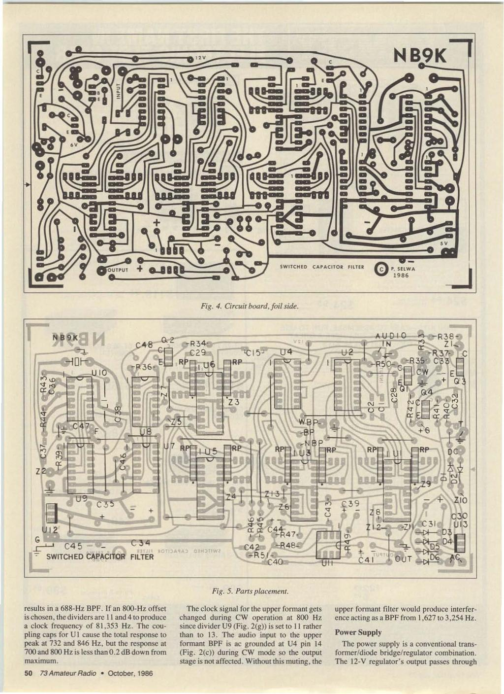 Shoesl Ri N Shortwave Remember When Rigs Were Built O Pine Bases Logic Gate Diagram In Gorgeous Schematic Circuit Boardfoil Side C4