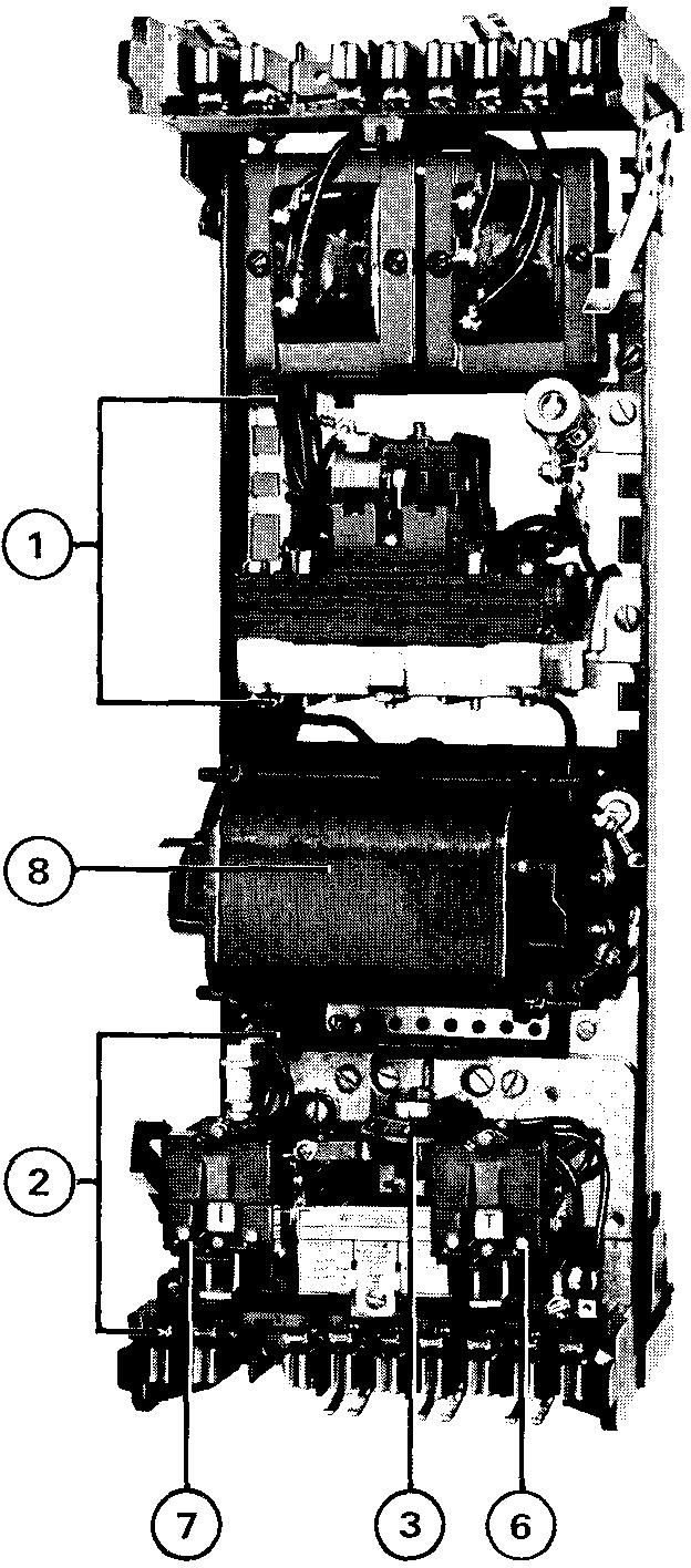 Westinghouse Electric Corporation Relay Instrument Division Newark Wiring Permanent Magnet Latching Contactors For Nonmotor And Lighting Desriptive Bulletin 41 13a Page 2 Constrution Operation Type Cr 9 Fig