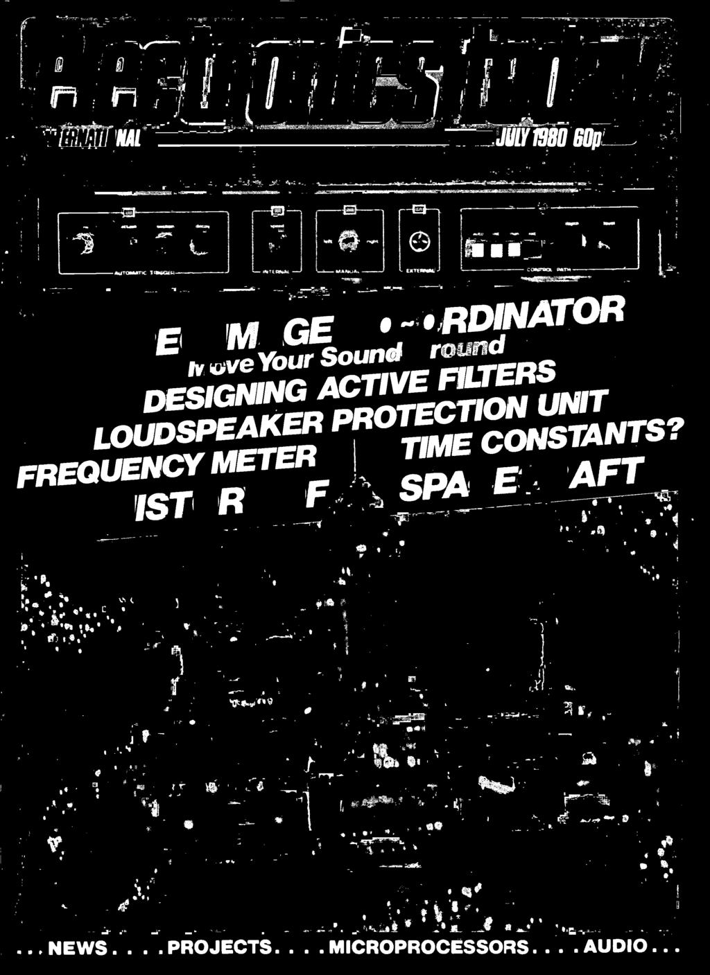 Stereo Spacecraft History Of Image Co Ordinator Active Filters Four Digit Frequency Counter Meter Ttl Cmos Schematic Constants