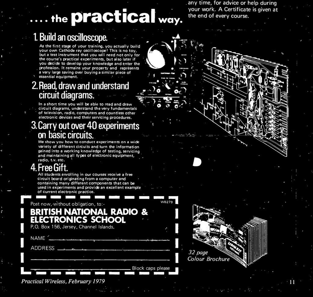 Rae Reprint Annmuncernent For Ou Pdf Seven Segment Display Circuit With The 4511 Decoder And 4029 Carry Out Over 40 Experiments On Basic Circuits