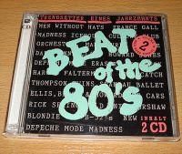 Beat Of The 80's - Vol. 2 (Doppel CD Sampler) Beat Of The 80's - Vol. 2 Format: Doppel CD Sampler Erscheinungsjahr: 1992 Label: Eurostar Records Cat.-No.: 398 1030-2 (Album CD Hülle). CD 1: 1.