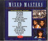 Mixed Masters - Vol. 3 (CD Sampler) Mixed Masters - Vol. 3 Format: CD Compilation / Sampler Erscheinungsjahr: 1989 Label: CBS Records Cat.-No.
