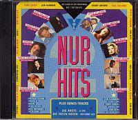 Nur Hits - Vol. 2 (CD Sampler) Nur Hits - Vol. 2 Format: CD Compilation / Sampler Erscheinungsjahr: 1989 Label: Teldec Records Cat.-No.: 241 581-2 Tracks: 1.) Simply Red - It's Only Love 2.