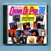 Cream Of Pop '88 - Chart Power (CD Sampler) V/A - Cream Of Pop '88 (Chart Power) Format: CD Sampler Herstellungsland: Made in W.-Germany Erscheinungsjahr: 1988 Label: Polyphon Records Cat.-No.