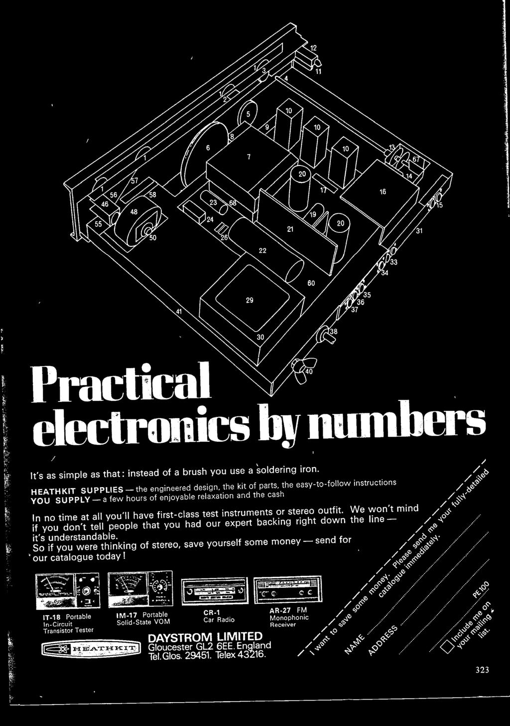 May 1963 Three Shillings Pdf Solderable Perfboard Med Copper Pad Circuit Board West Florida 1t 18 Portable In Transistor Tester Im 17 Solid State