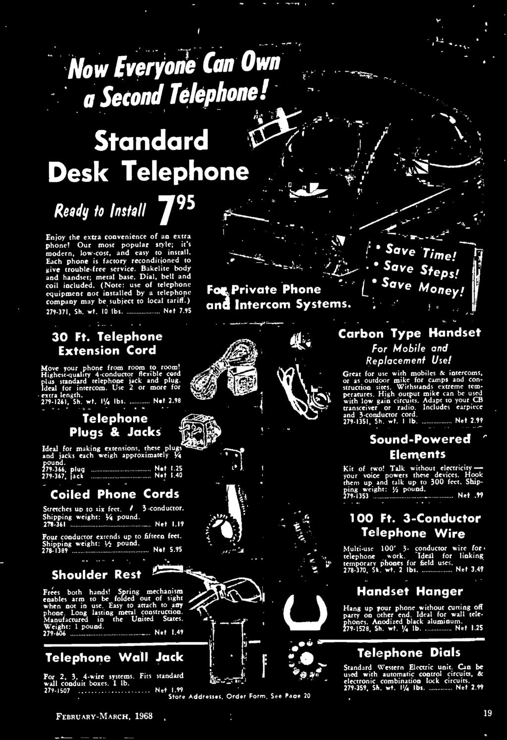 Dio Tu How To Get On The Swl Bandwagon Two Great Scope Crazy Telephone Wiring India 1 Tube Dc Radio Kit 395 No Battery Operated Learn Theory And Build A Real Working Equipped With Sturdy Perf Board Construction