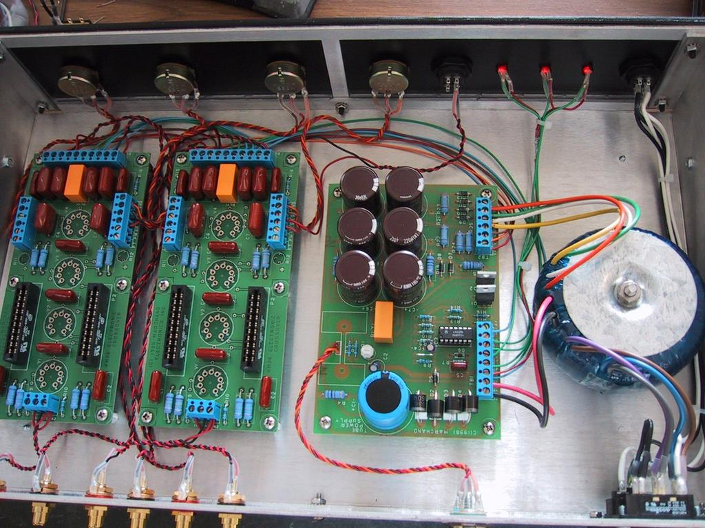 Marchand Electronics Inc Pdf Two Ic Am Radio Kit With Training Course Model Am780k Electronic 19