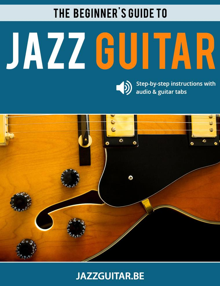 Chapter 1 Jazz Guitar Chords Essential Jazz Guitar Chords For