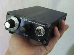 Modernization of QRP RADIOS and Development of the QCX transceiver