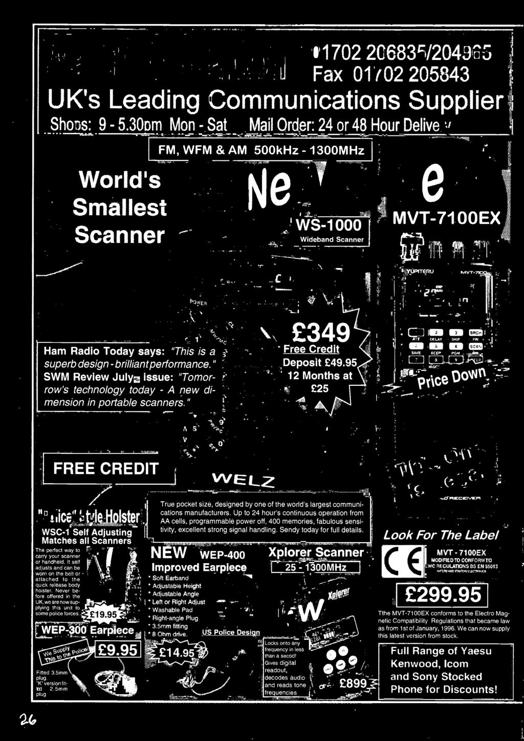 Over 2000 Frequencies To Listen In This Issue Top Sec1u1a I The For Parallel And Seriesparallel Circuits June 1944 Qst Rf Cafe It Self Adjusts Can Be Worn On Belt Or Attached Quick Release