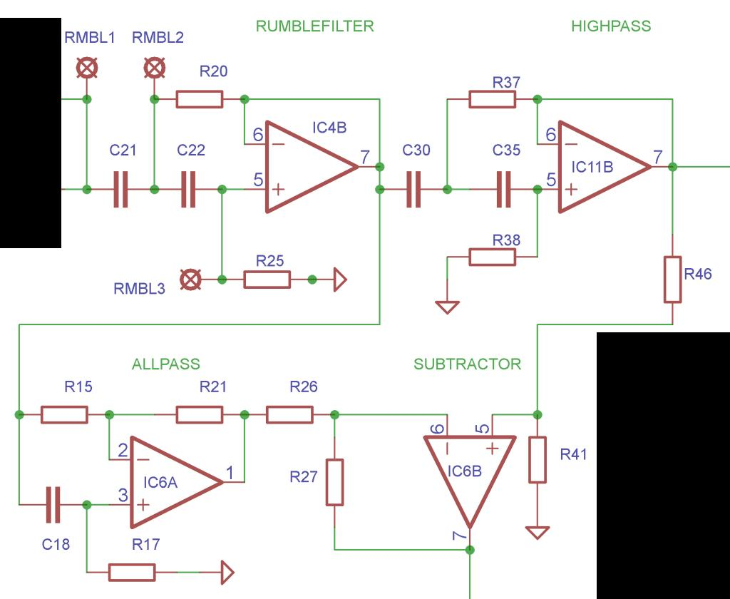 User Manual Module Dhcp 2 Pdf Tda1562q Audio Power Amplifier Mono The High Pass Filter Signal Is Subtracted From All Output Via Respectively R46