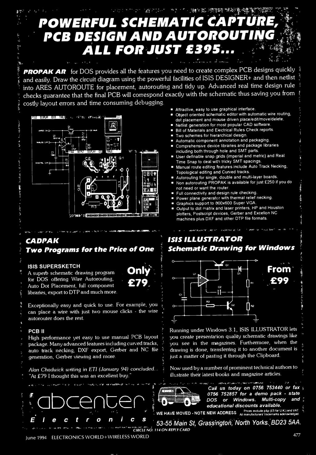 World Wireless Pdf Simple Speed Diagram L200 Dc Motor Control Circuit Object Oriented Schematic Editor With Automatic Wire Routing Dot Placement And Mouse Driven Place