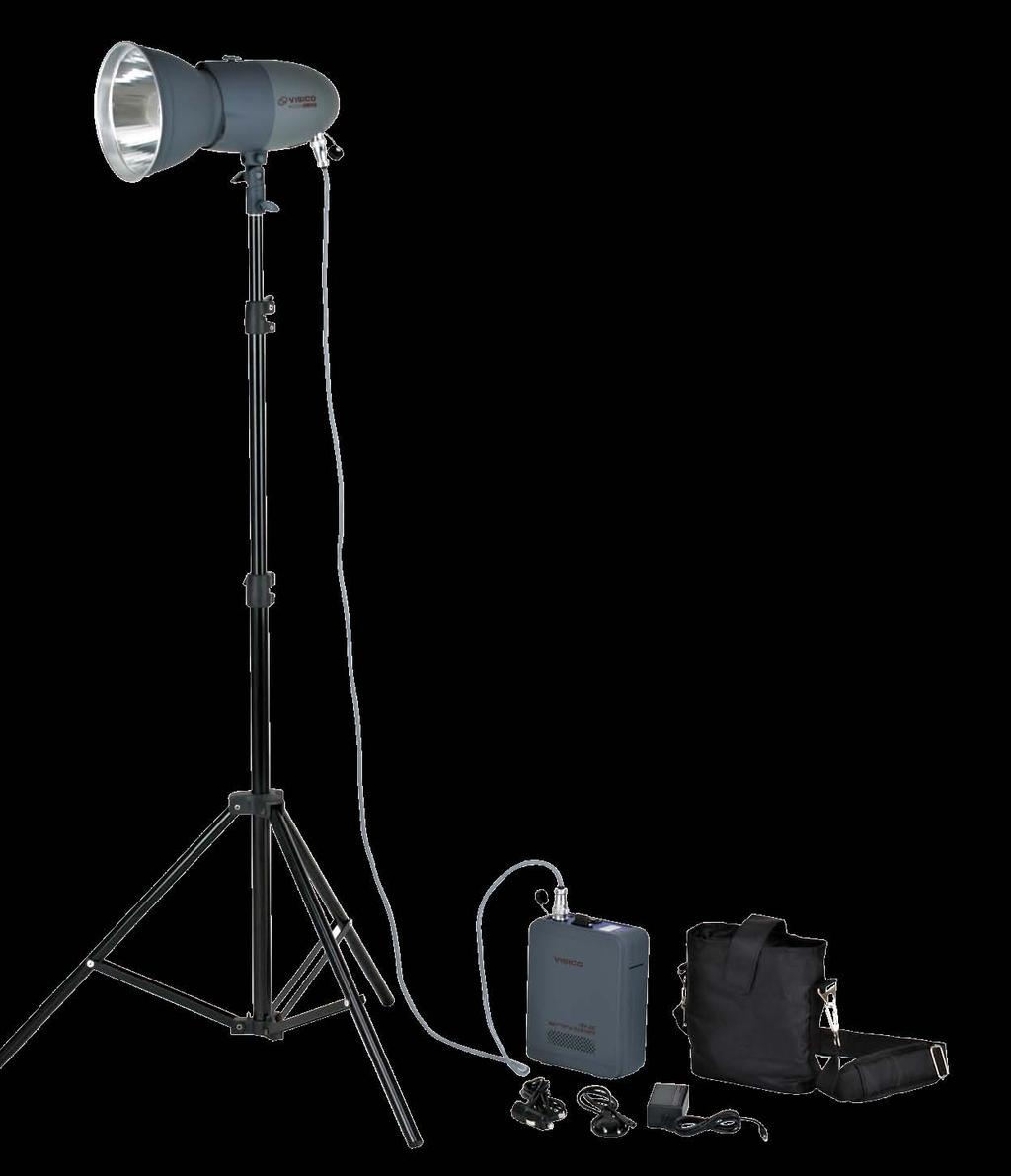 P133 Lr 2000 Remote Control Light Stand P Background Boom Visico Vc 300 Hh Softbox Kit 2 Head The Flash Brings Extra Flexibility To Photographers Use Wherever Ac Power Is Not Available