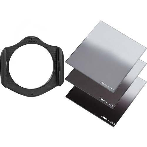 It is sometimes necessary to stack neutral density filters to decrease the shutter speed even more.