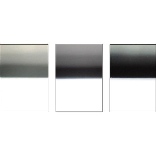 When compared to regular hard/soft-edge GND filters, they are dark at the horizon (hard-edge) and gradually soften
