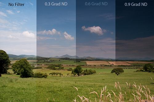 polarizing filter: 1. There is a minimum and a maximum effect of polarization, depending on the filter alignment.