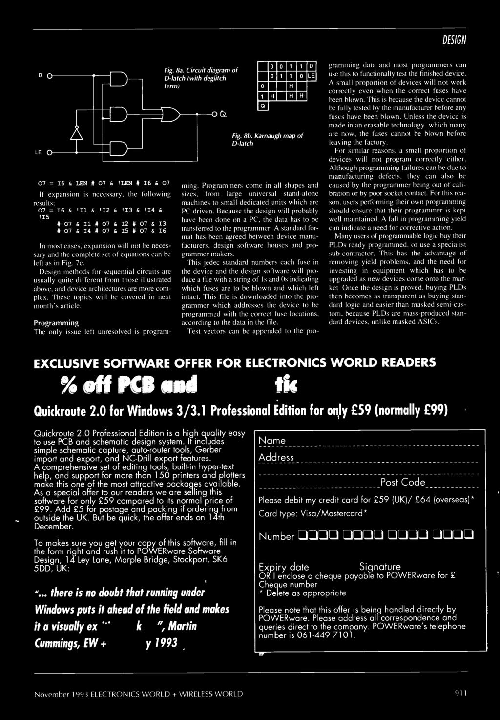 World Wireless Pdf 1989 Mercedes 190 E 2300 Fuse Box Diagram Design Methods For Sequential Circuits Are Usually Quite Different From Those Illustrated Above And Device