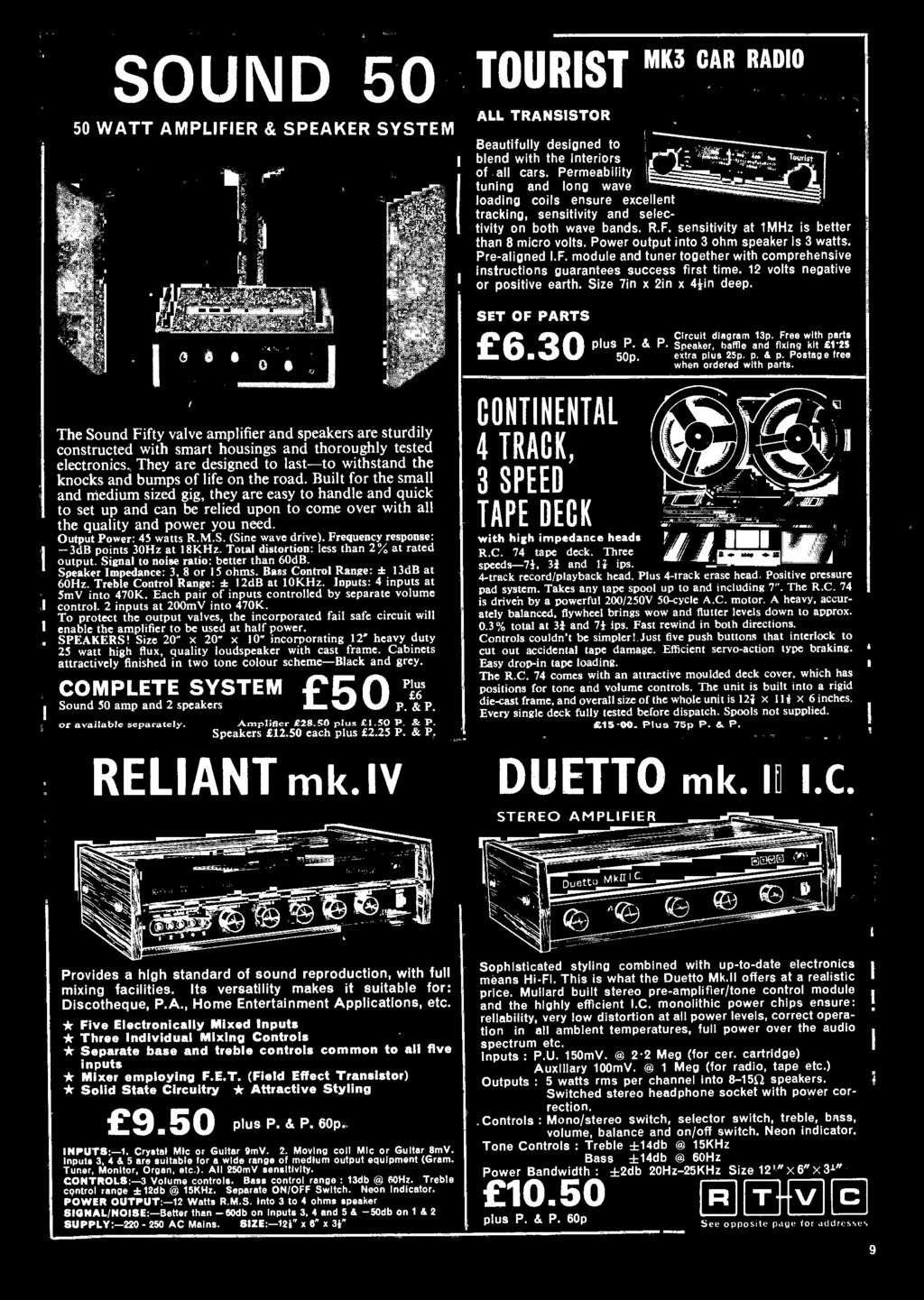 Wireless Amp B Pages Of 5eicdnductdr 20 Watt Zop I C Stereo 67 1967 Chevy Nova Electrical Wiring Diagram Manual Mikes The Sound Fifty Valve Amplifier And Speakers Are Sturdily Constructed With Smart Housings Thoroughly Tested