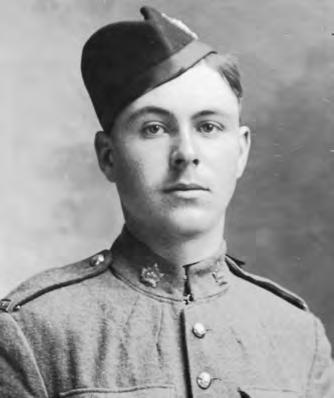 The Royal Canadian Legion MANITOBA & NORTHWESTERN ONTARIO COMMAND MacDONALD, Donald WWI Donald was born in Isle of Lewis, Scotland on January 18, 1895.
