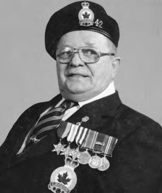 The Royal Canadian Legion MANITOBA & NORTHWESTERN ONTARIO COMMAND MATSON, Stephen Stephen was born in Gonor, Manitoba in 1918.