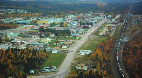 The Town of Gillam Council Douglas Little