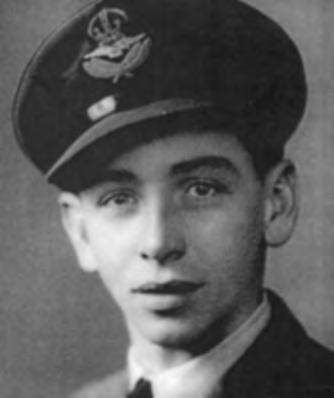 He enlisted in the Royal Canadian Air Force and trained as a pilot. He served with the 422 Squadron in the United Kingdom during World War II.