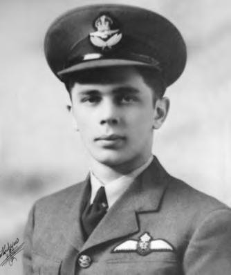 The Royal Canadian Legion MANITOBA & NORTHWESTERN ONTARIO COMMAND SISSON, Scotty Scotty was born in Wingham, Manitoba in 1921. He enlisted in the RCAF in 1939 and was called up in 1941.
