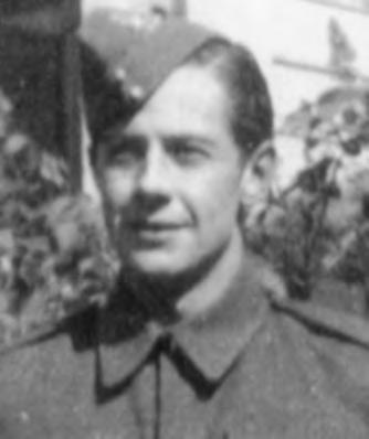The Royal Canadian Legion MANITOBA & NORTHWESTERN ONTARIO COMMAND SULLIVAN, Francis T. Francis was born in Brandon, Manitoba in 1921. He joined the Army on January 3, 1942.