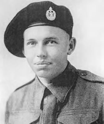 The Royal Canadian Legion MANITOBA & NORTHWESTERN ONTARIO COMMAND BICKERTON, Albert D. AB AB Bickerton was born in 1919 and was raised on a farm near Elkhorn, Manitoba.