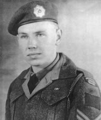 He returned to Elkhorn after the war and began farming in the district. AB was a member of the Elkhorn Legion Branch 58. BICKERTON, Thomas Tom Tom was raised on a farm near Elkhorn, Manitoba.